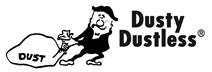 Dusty Dustless Logo