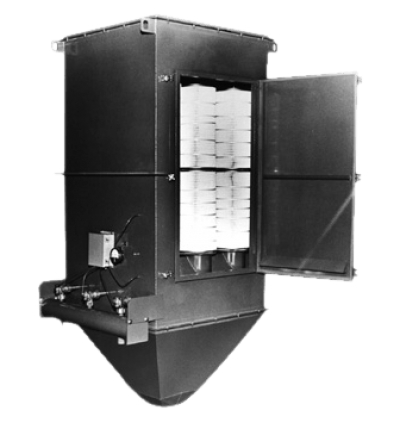 Vect-Aire Downflow Collector
